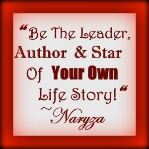 BE THE LEADER AUTHOR & STAR with border- PIC